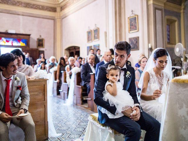 Il matrimonio di Riccardo e Francesca a Salsomaggiore Terme, Parma 31