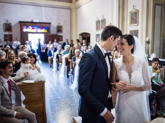 Il matrimonio di Riccardo e Francesca a Salsomaggiore Terme, Parma 32