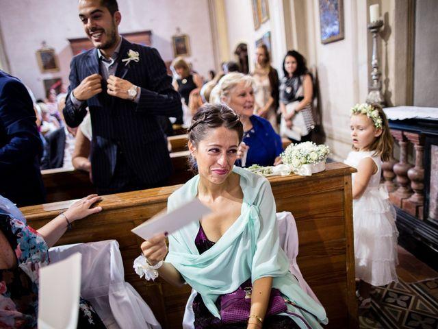 Il matrimonio di Riccardo e Francesca a Salsomaggiore Terme, Parma 33