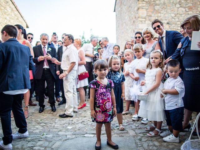 Il matrimonio di Riccardo e Francesca a Salsomaggiore Terme, Parma 34