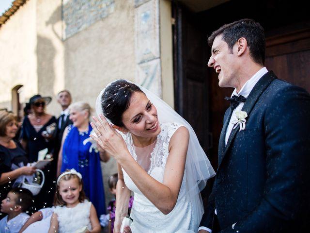 Il matrimonio di Riccardo e Francesca a Salsomaggiore Terme, Parma 35