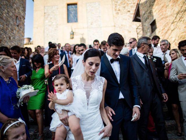 Il matrimonio di Riccardo e Francesca a Salsomaggiore Terme, Parma 37