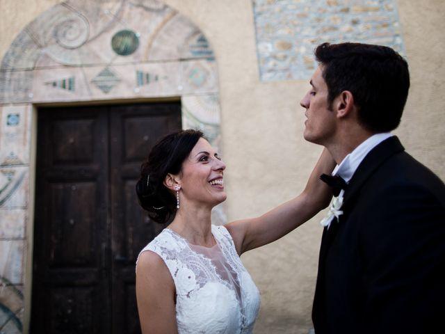Il matrimonio di Riccardo e Francesca a Salsomaggiore Terme, Parma 38