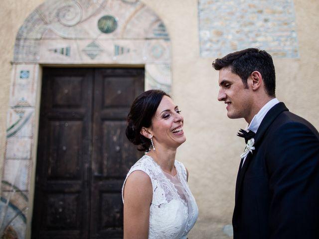 Il matrimonio di Riccardo e Francesca a Salsomaggiore Terme, Parma 40