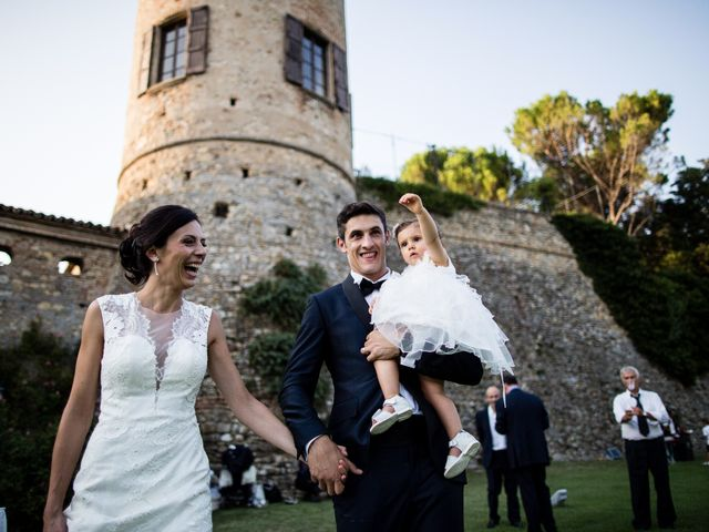 Il matrimonio di Riccardo e Francesca a Salsomaggiore Terme, Parma 42