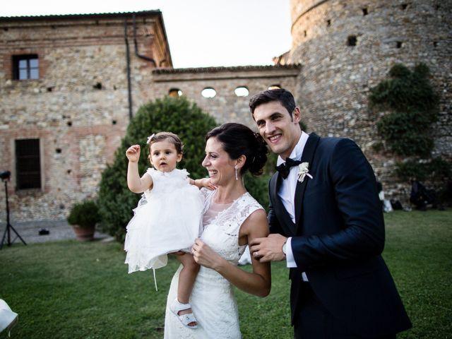 Il matrimonio di Riccardo e Francesca a Salsomaggiore Terme, Parma 43