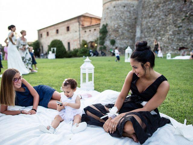 Il matrimonio di Riccardo e Francesca a Salsomaggiore Terme, Parma 52