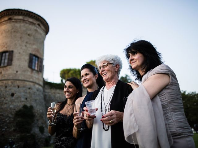 Il matrimonio di Riccardo e Francesca a Salsomaggiore Terme, Parma 53