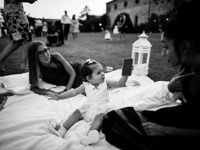 Il matrimonio di Riccardo e Francesca a Salsomaggiore Terme, Parma 54