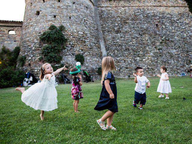 Il matrimonio di Riccardo e Francesca a Salsomaggiore Terme, Parma 55