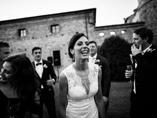 Il matrimonio di Riccardo e Francesca a Salsomaggiore Terme, Parma 56