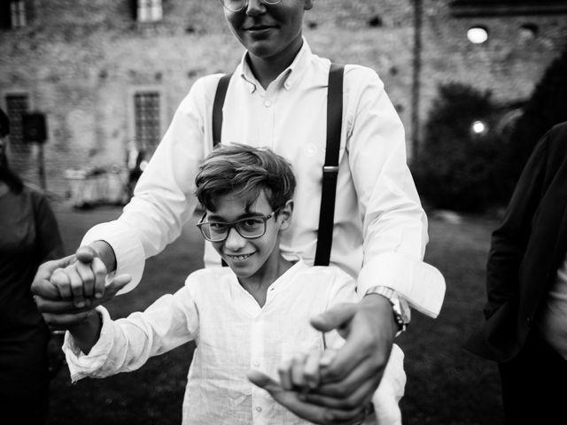 Il matrimonio di Riccardo e Francesca a Salsomaggiore Terme, Parma 59