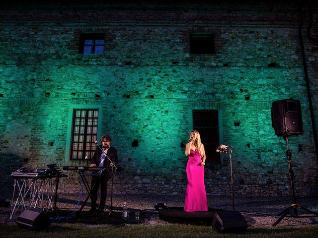 Il matrimonio di Riccardo e Francesca a Salsomaggiore Terme, Parma 63