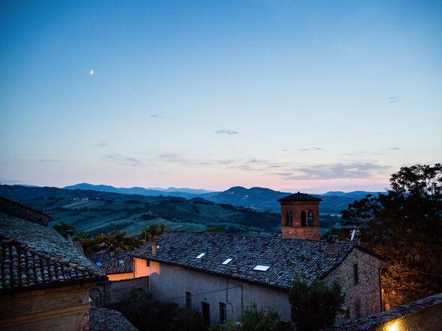 Il matrimonio di Riccardo e Francesca a Salsomaggiore Terme, Parma 66