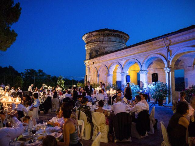Il matrimonio di Riccardo e Francesca a Salsomaggiore Terme, Parma 68