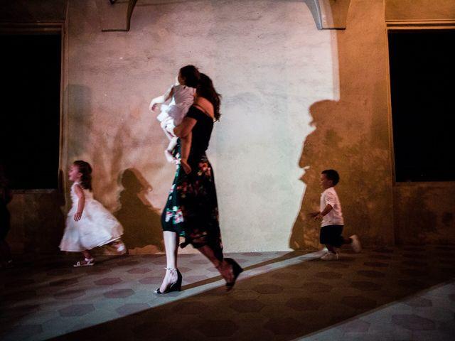 Il matrimonio di Riccardo e Francesca a Salsomaggiore Terme, Parma 75
