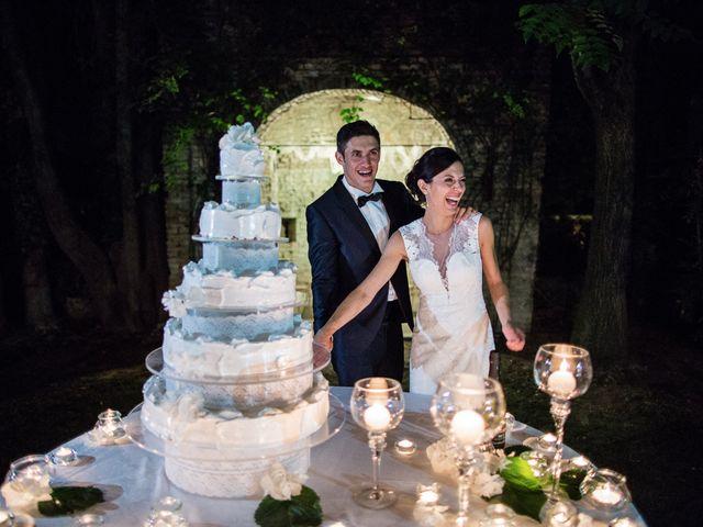 Il matrimonio di Riccardo e Francesca a Salsomaggiore Terme, Parma 79