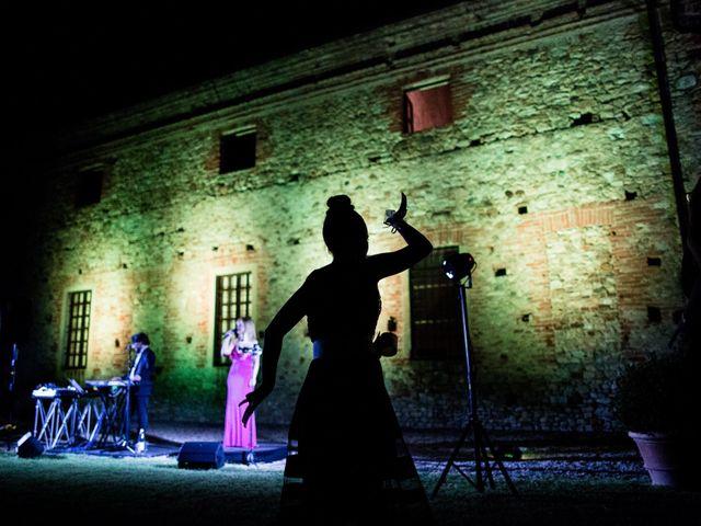 Il matrimonio di Riccardo e Francesca a Salsomaggiore Terme, Parma 83