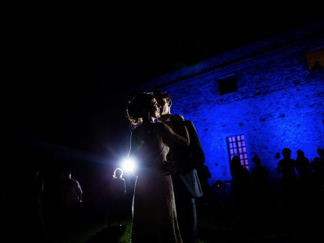 Il matrimonio di Riccardo e Francesca a Salsomaggiore Terme, Parma 86