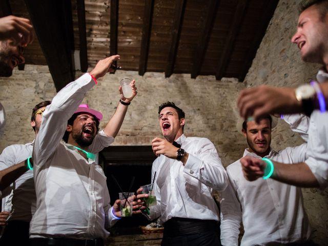 Il matrimonio di Riccardo e Francesca a Salsomaggiore Terme, Parma 90