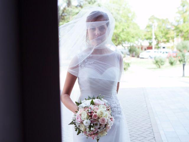 Il matrimonio di Gabriele e Silvia a Carpi, Modena 15
