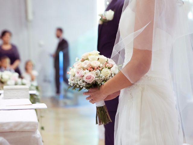 Il matrimonio di Gabriele e Silvia a Carpi, Modena 16