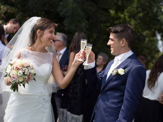 Il matrimonio di Gabriele e Silvia a Carpi, Modena 18