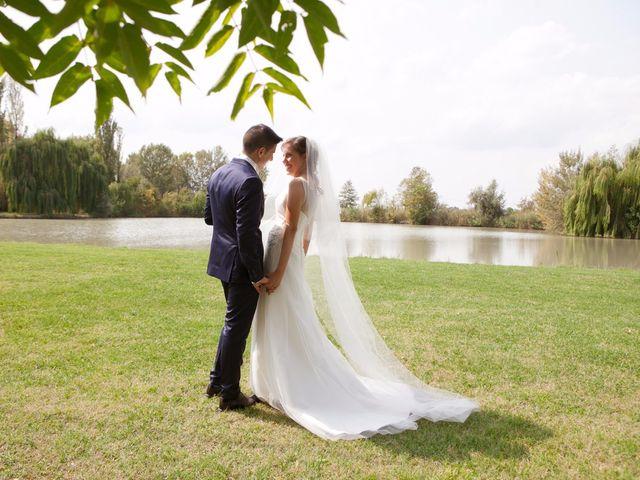 Il matrimonio di Gabriele e Silvia a Carpi, Modena 19