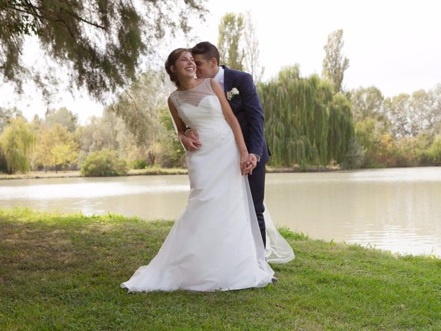 Il matrimonio di Gabriele e Silvia a Carpi, Modena 20
