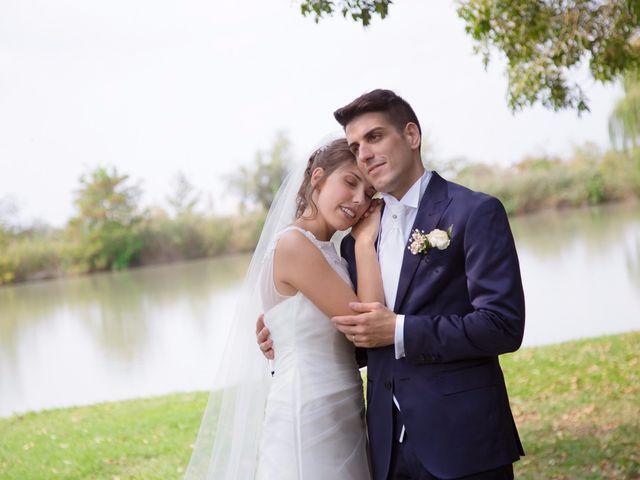 Il matrimonio di Gabriele e Silvia a Carpi, Modena 26