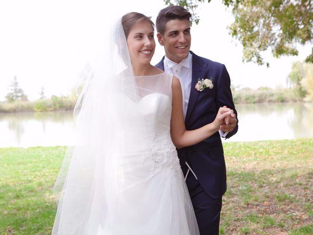 Il matrimonio di Gabriele e Silvia a Carpi, Modena 28