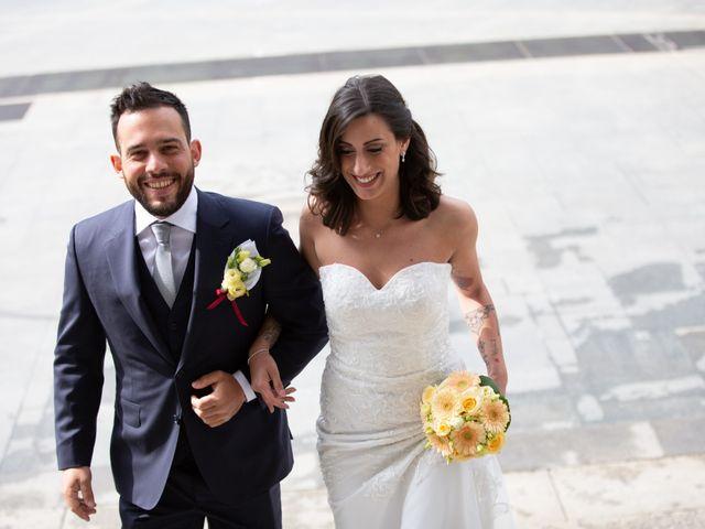 Il matrimonio di Andrea e Alessia a Trezzo sull'Adda, Milano 1
