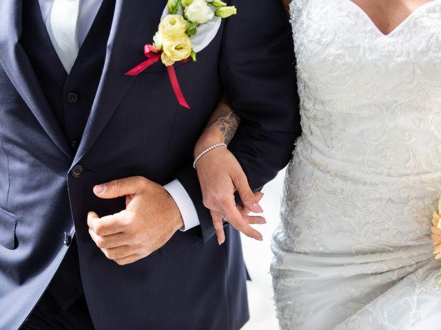 Il matrimonio di Andrea e Alessia a Trezzo sull'Adda, Milano 2