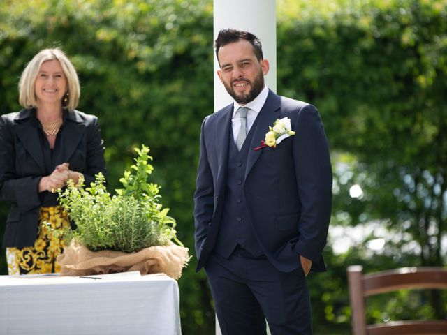 Il matrimonio di Andrea e Alessia a Trezzo sull'Adda, Milano 4