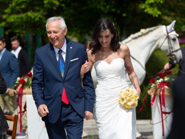 Il matrimonio di Andrea e Alessia a Trezzo sull'Adda, Milano 5