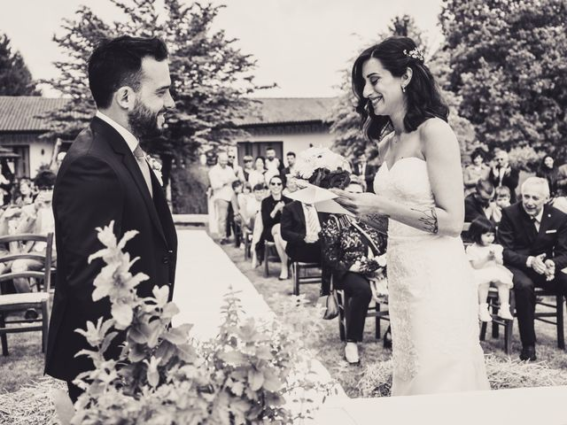 Il matrimonio di Andrea e Alessia a Trezzo sull'Adda, Milano 7