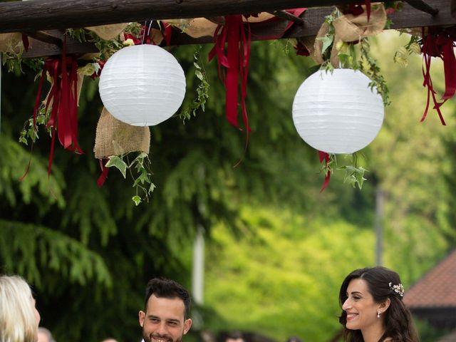 Il matrimonio di Andrea e Alessia a Trezzo sull'Adda, Milano 8