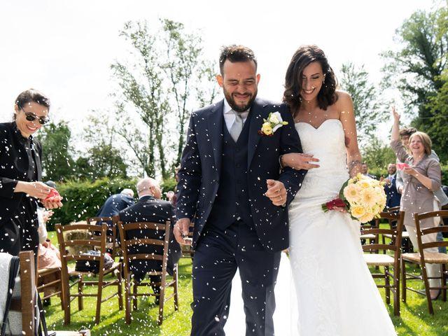 Il matrimonio di Andrea e Alessia a Trezzo sull'Adda, Milano 9