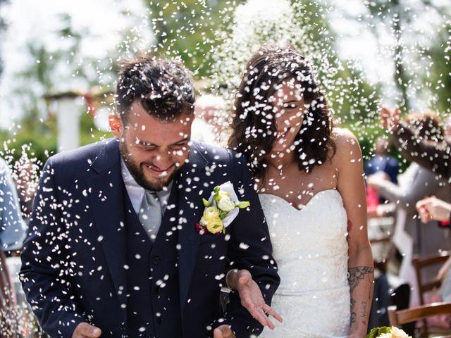 Il matrimonio di Andrea e Alessia a Trezzo sull'Adda, Milano 10