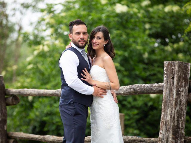Il matrimonio di Andrea e Alessia a Trezzo sull'Adda, Milano 16
