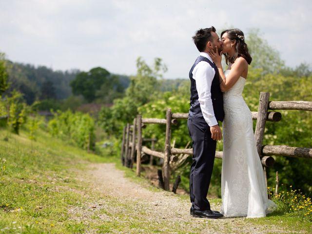 Il matrimonio di Andrea e Alessia a Trezzo sull'Adda, Milano 18
