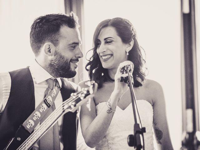 Il matrimonio di Andrea e Alessia a Trezzo sull'Adda, Milano 21