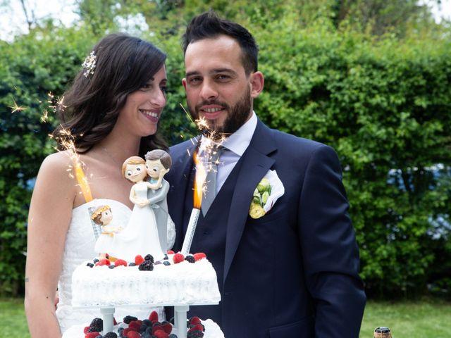 Il matrimonio di Andrea e Alessia a Trezzo sull'Adda, Milano 25