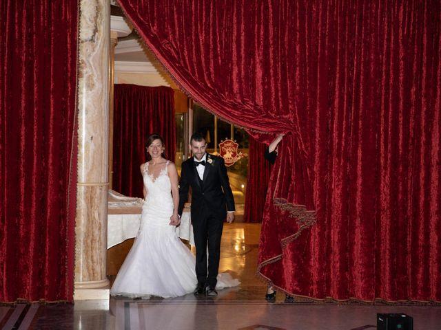 Le nozze di Sebiana e Sebastiano