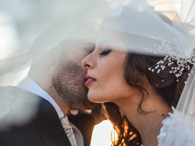 Le nozze di Francesco e Iva
