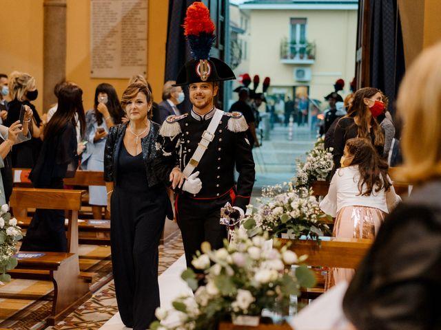 Il matrimonio di Pietro e Alice a Cantello, Varese 16