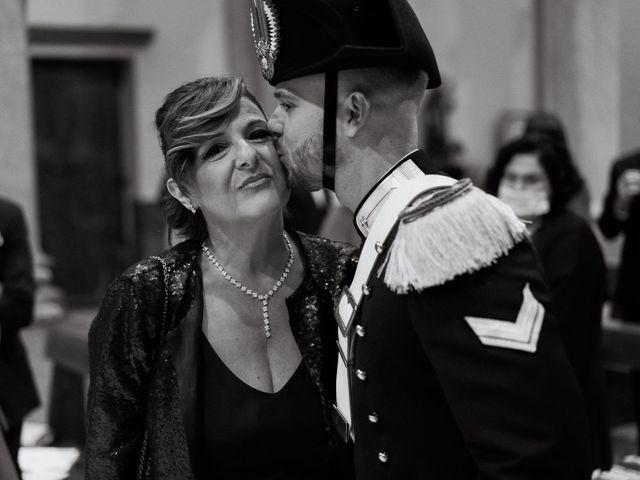 Il matrimonio di Pietro e Alice a Cantello, Varese 17