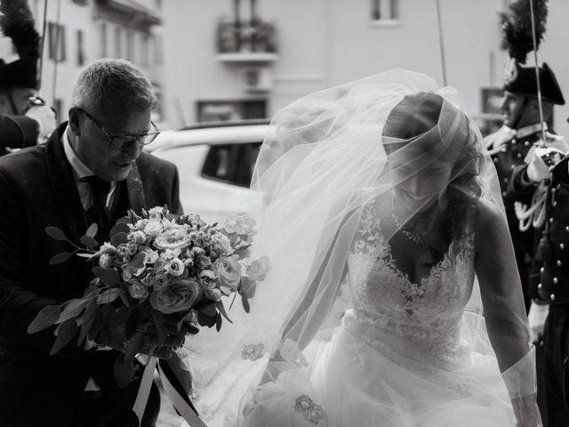 Il matrimonio di Pietro e Alice a Cantello, Varese 20