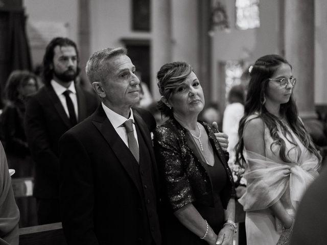 Il matrimonio di Pietro e Alice a Cantello, Varese 24