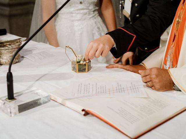 Il matrimonio di Pietro e Alice a Cantello, Varese 27